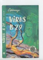 Piece Sur Le Theme De Aslan - Virus B 29 - 1954 - Gourdon