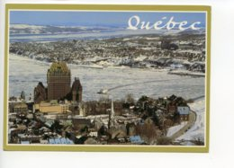 Piece Sur Le Theme De Canada - Quebec - Non Voyagee - Quebec