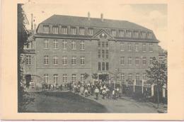ALTE  AK   OVERBACH - Jülich / NRW  - Salesianum -  1929 Gelaufen Mit Posthilfsstempel BARMEN - Jülich Land - Juelich