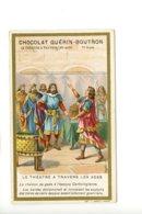 Piece Sur Le Theme De Chromo - Chocolat Guerin - Boutron - Le Theatre - La Chanson De Geste - Autres