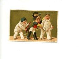 Piece Sur Le Theme De Chromo - Chocolat Payraud - Lyon - Moi - Pas Du Tout - Autres
