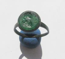 Ancient Bronze Ring 16-17 Centuries - Archeologia