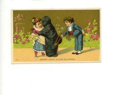 Piece Sur Le Theme De Chromo - Madame - Voichi Le Chac A Charbons - Autres