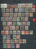 DANEMARK Et SUEDE. Collection Avant 1965 Dans Classeur 22 Pages. - Timbres