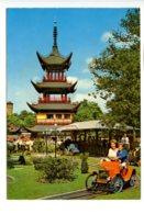 Piece Sur Le Theme De Danemark - Copenhague - Tivoli - La Tour Chinoise - Voyagee En 1973 - Danemark