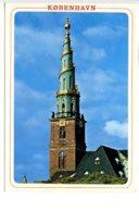 Piece Sur Le Theme De Danemark - Kopenhagen - Die Erioser Kirche - Non Voyagee - Danemark