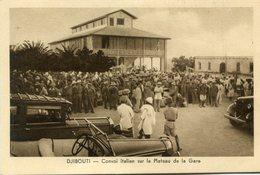 DJIBOUTI - Djibouti