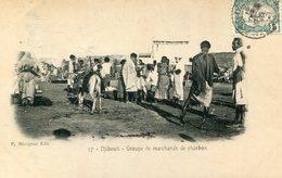DJIBOUTI(TYPE) CHARBON - Djibouti