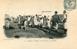DJIBOUTI(TYPE) CHARBON - Gibuti