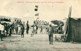 DJIBOUTI(FETE) - Gibuti