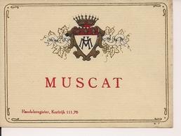 MUSCAT   HM  (1) - Blancs