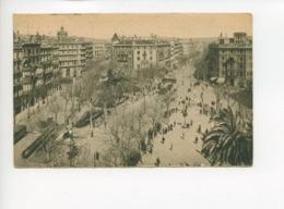 Piece Sur Le Theme De Espagne - Barcelona - Plaza De Urquinaona - Espagne