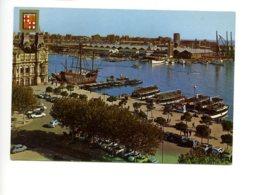 Piece Sur Le Theme De Espagne - Barcelona - Vue Partielle Du Port - Espagne