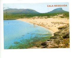 Piece Sur Le Theme De Espagne - Cala Mesquida - Espagne