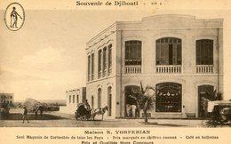 ARMENIE(DJIBOUTI) MAISON VORPERIAN - Armenia