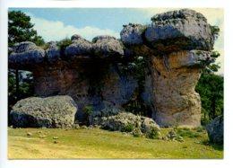 Piece Sur Le Theme De Espagne - Ciudad Encantada - Cuenca - Los Amantes De Teruel - Espagne
