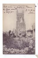 RENINGHE RENINGE Ruines De L'eglise - Belgique