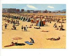 Piece Sur Le Theme De Espagne - Laredo - Playa Salve - Plage Salve - Espagne