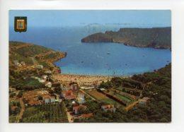 Piece Sur Le Theme De Espagne - L Escala - Cala Montgo - Voyagee En 1983 - Espagne