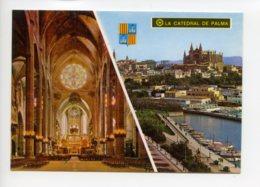 Piece Sur Le Theme De Espagne - Multivues - La Cathedral De Palma - Espagne