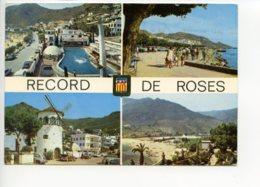 Piece Sur Le Theme De Espagne - Multivues - Rosas - Canyelles Petites - Voyagee - Espagne