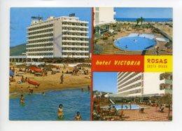 Piece Sur Le Theme De Espagne - Multivues - Rosas - Hotel Victoria - Voyagee - Espagne