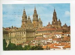 Piece Sur Le Theme De Espagne - Santiago De Compostela - Espagne