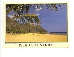 Piece Sur Le Theme De Espagne - Tenerife - Playa De Las Teresitas - Espagne