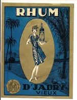 RHUM D'JADRY VIEUX  HM  (1) - Rhum