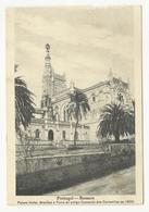 Bussaco * Palace Hotel, Brazões E Torre Do Antigo Convento Dos Carmelitas De (1628) Falta Papel Em Cima - Aveiro