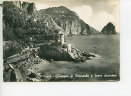 Piece Sur Le Theme De Italie - Capri - Spiaggia Di Pennaula E Torre Saracena - Altri