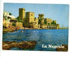 Piece Sur Le Theme De La Napoule - Le Chateau - Ecrite - Autres Communes