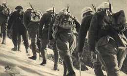 Militaria Ecole De Haute Montagne RV - Régiments