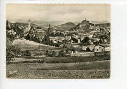 Piece Sur Le Theme De Le Puy - Vue Generale Des Quatre Rochers - Le Puy En Velay
