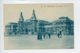 Piece Sur Le Theme De Le Treport - Le Casino - Le Treport