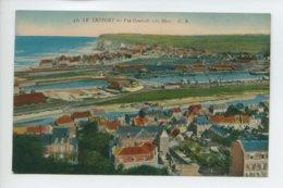 Piece Sur Le Theme De Le Treport - Vue Generale Vers Mers - Le Treport