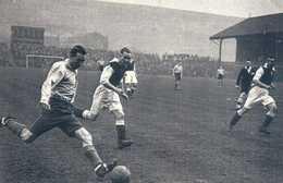 "March 1943 Stanley Matthews ""The Best Fotballer The War Fas Produced""  RV - Football"