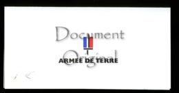 Piece Sur Le Theme De Militaria - Correspondance - Armee De Terre - 16 Octobre 1991 - 3eme Corps D Armee - Militaria