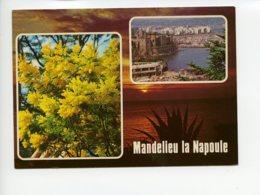 Piece Sur Le Theme De Multivues - Au Soleil De La Cote D Azur - Mandelieu La Napoule - Autres Communes