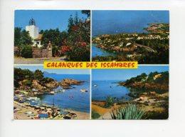 Piece Sur Le Theme De Multivues - Calanques Des Issambres - Voyagee En 1972 - France