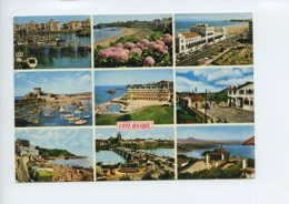 Piece Sur Le Theme De Multivues - Cote Basque - Voyagee Annees 1960 - France