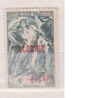 ALGERIE         N°  YVERT  :   266     NEUF AVEC  CHARNIERES      ( Ch 1/21  ) - Algérie (1924-1962)