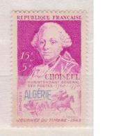 ALGERIE         N°  YVERT  :   275    NEUF AVEC  CHARNIERES      ( Ch 1/21  ) - Algérie (1924-1962)