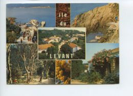 Piece Sur Le Theme De Multivues - Ile Du Levant - Oblit En 1978 - France