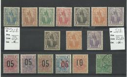 Guinée, Lot De Timbres-taxe & Divers, Cote + De 166€ - Guinée Française (1892-1944)