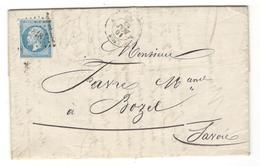 14267 - VELOURS&TOILES&CALICOTS&DOUBLURES - Storia Postale