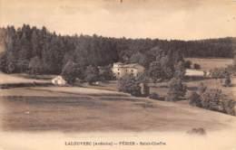 ARDECHE  07  LA LOUVESC - PERIER - SAINT CHAFFRE - La Louvesc