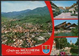 Grüße Aus Müllheim - Mehrfachansicht 1992 - Müllheim
