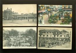 Lot De 60 Cartes Postales De France  Seine - Maritime     Lot Van 60 Postkaarten Van Frankrijk ( 76 ) - 60 Scans - Cartes Postales