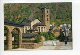 Piece Sur Le Theme De Pricipaute D Andorra - Placa Nova I Esglesia - Andorre